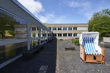 Saarbrücken, Waldhausweg, HTW Campus (Bild: Marco Kany)