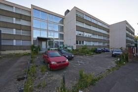 Saarbrücken, Brebacher Landstraße, Wohngebäude (Bild: Marco Kany)