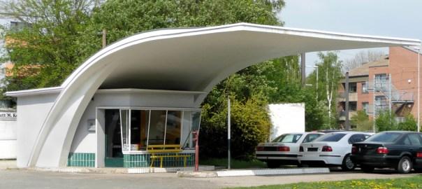 Hannover, Caltex-Tankstelle (Bild: PD)