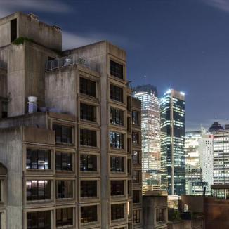 "Sydney, Wohnhaus Sirius (Theodore ""Tao"" Gofers, 1978-80) (Foto: Craig Hayman, 2017)"