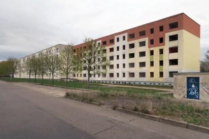 Martin Melschka: Wolfen-Nord