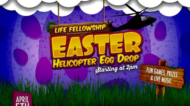 How to Do An Easter Egg Outreach