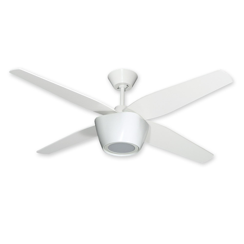 52 TroposAir Fresco Ceiling Fan  Integrated Light