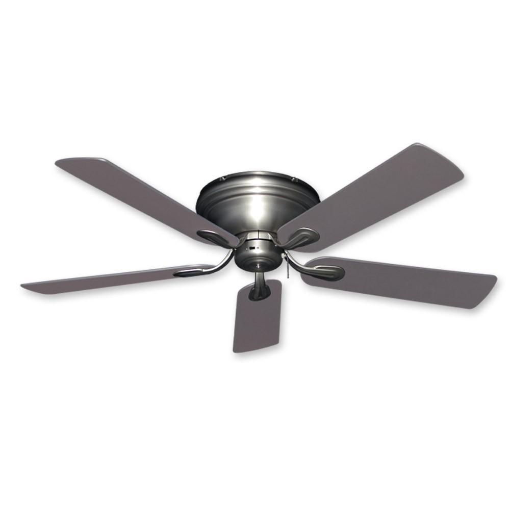 Flush Mount Ceiling Fan
