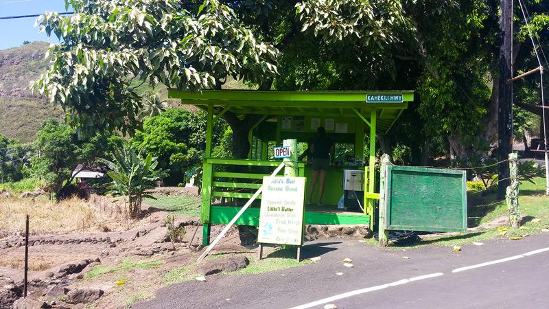 Julia's banana bread maui hawaii