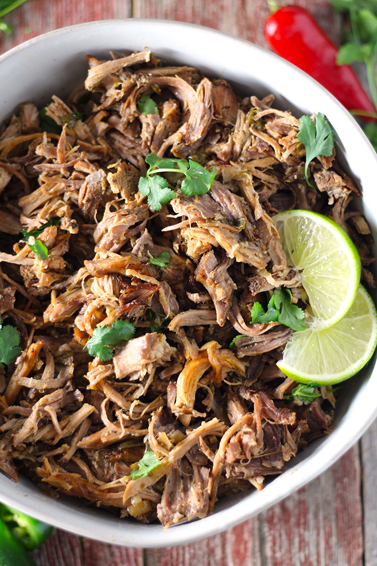 Mexican Slow Cooker Smoky Pork Carnitas
