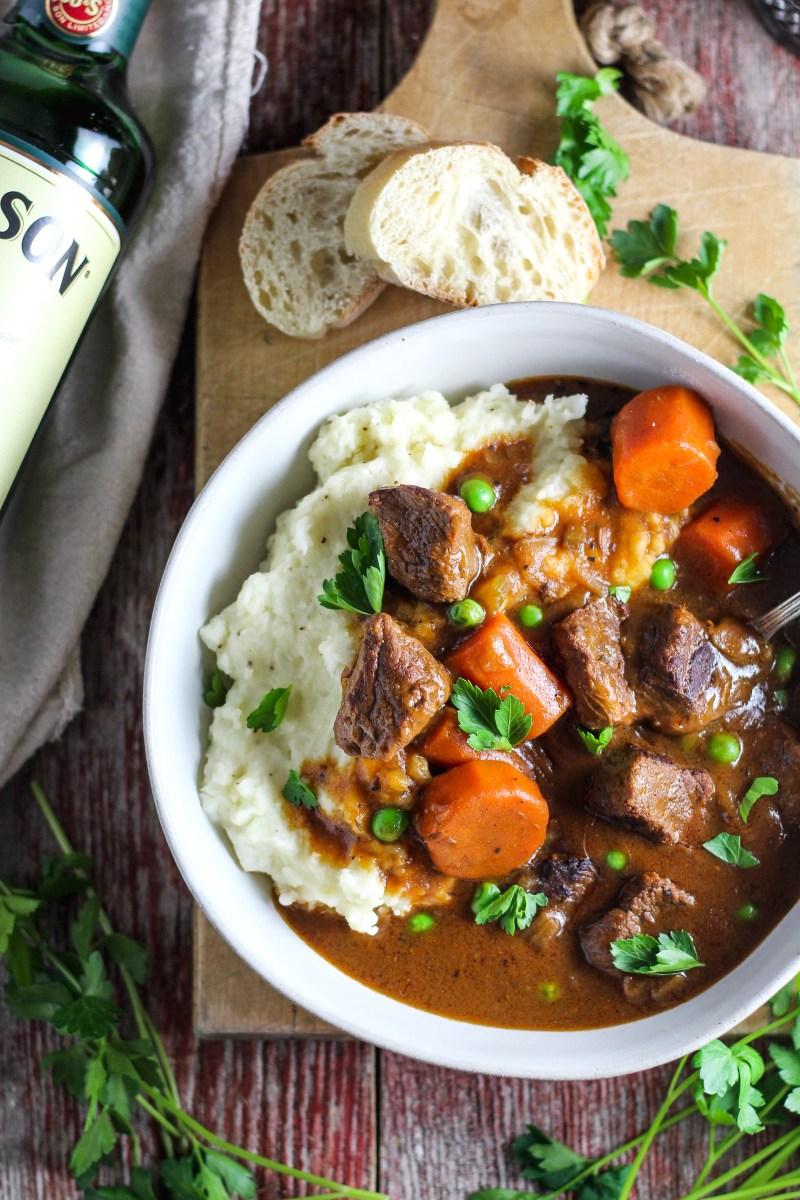 Slow Cooker Jameson Beef Stew