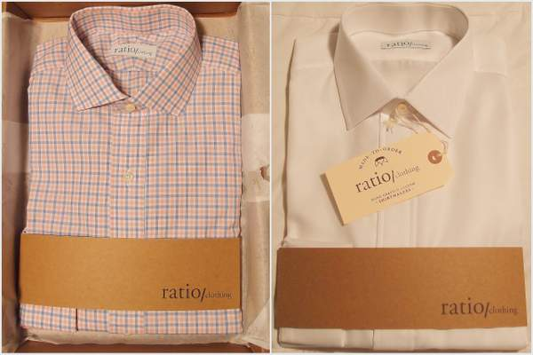 Ratio Clothing dress shirts