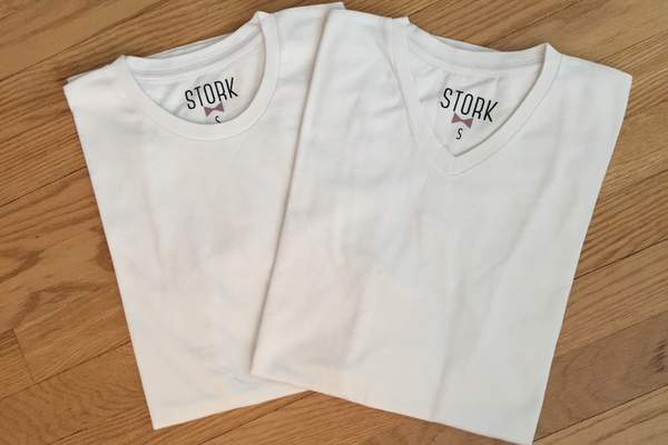 A Solution to Your Gross Underwear Drawer: Subscription Undershirts By Stork