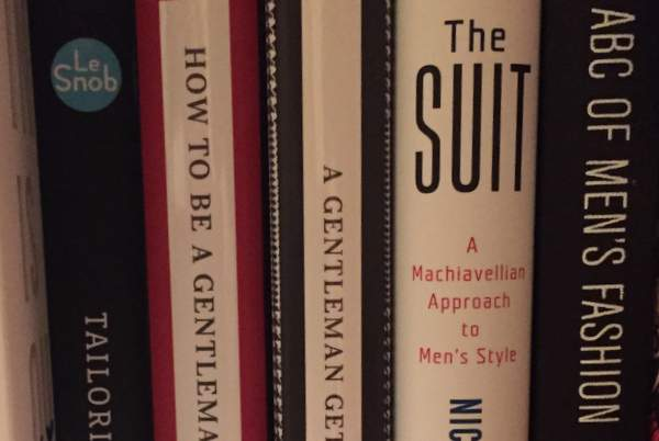 10 of the Best Menswear Books (Updated for 2016)