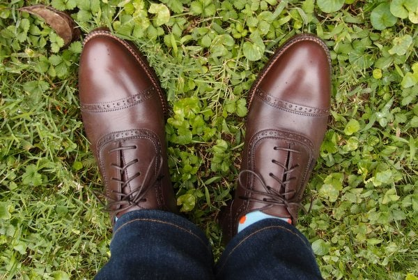 Review: Beckett Simonon Shoes Are Worth the Wait