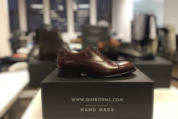 Black Lapel Launches Collaboration with Startup Shoe Brand Quero, Plus New Topcoats and Blazers