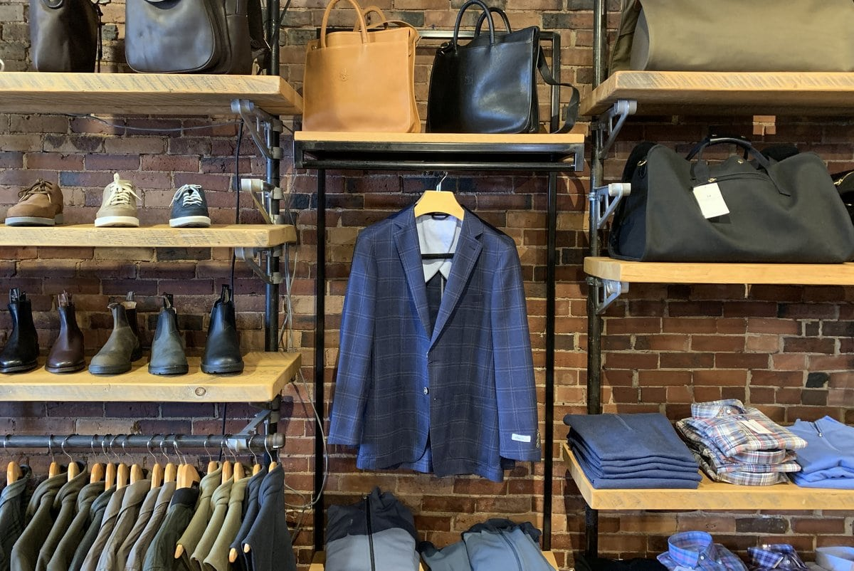 Reviewing Portland Dry Goods, a Spectacular Maine Clothing Destination