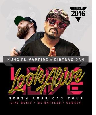kung fu vampire dirtybag dan tour