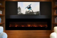 Benefits of a LED Electric Fireplacele