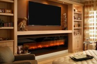 Wall Mounted Fireplaces | Modern Flames