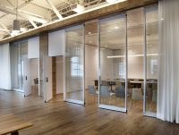 MODERNFOLD Acousti-Clear Acoustical Glass Partitions by ...