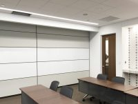 Vertical Retractable Walls: Skyfold Classic Series by ...