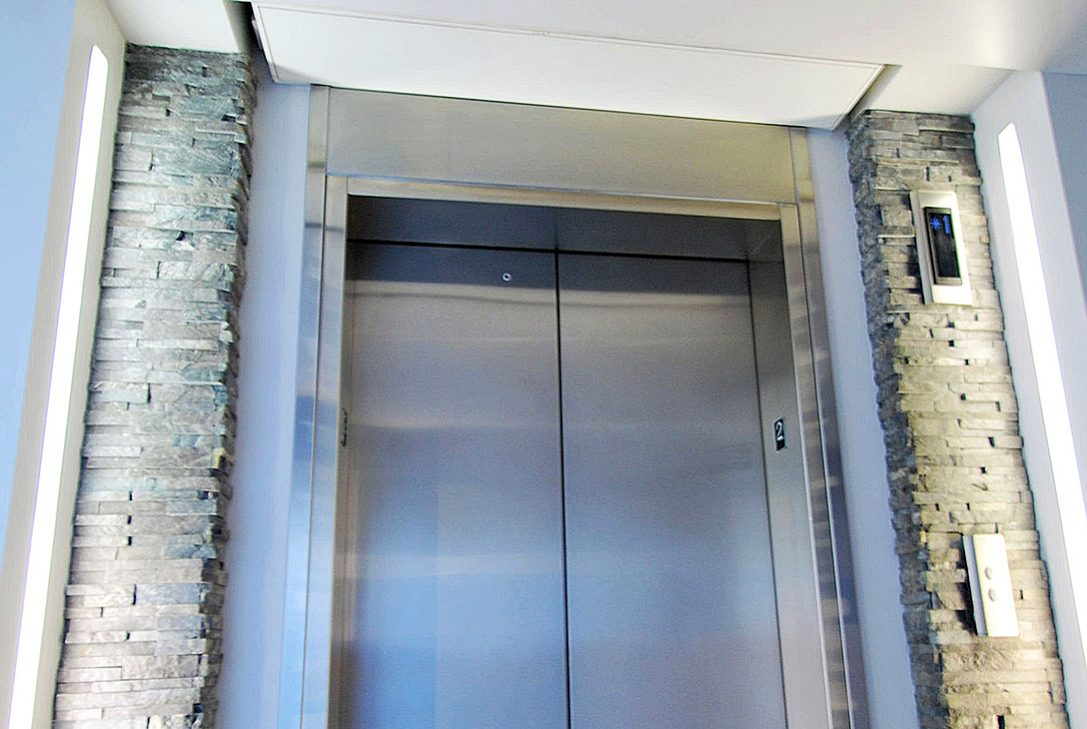 SMOKE GUARD Elevator Smoke Protection by ModernfoldStyles