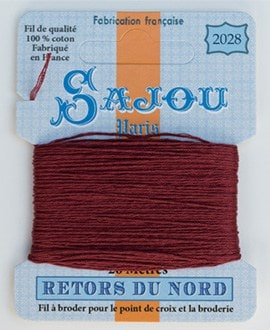 RETORS DU NORD EMBROIDERY FLOSS