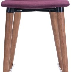 Purple Dining Chairs Canada Tommy Bahama Lounge Chair Zuo Modern Jericho 26 Quot Counter Set Of 2