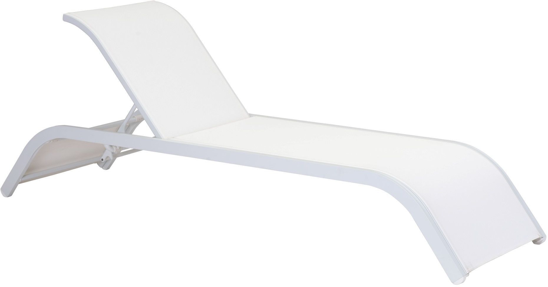 modern outdoor lounge chair canada steel spacers zuo vive sun beach chaise white 703586