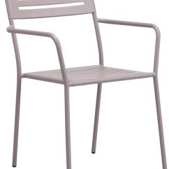 Taupe Dining Chairs Canada Acrylic Desk Chair With Cushion Zuo Vive Outdoor Wald Arm Disc