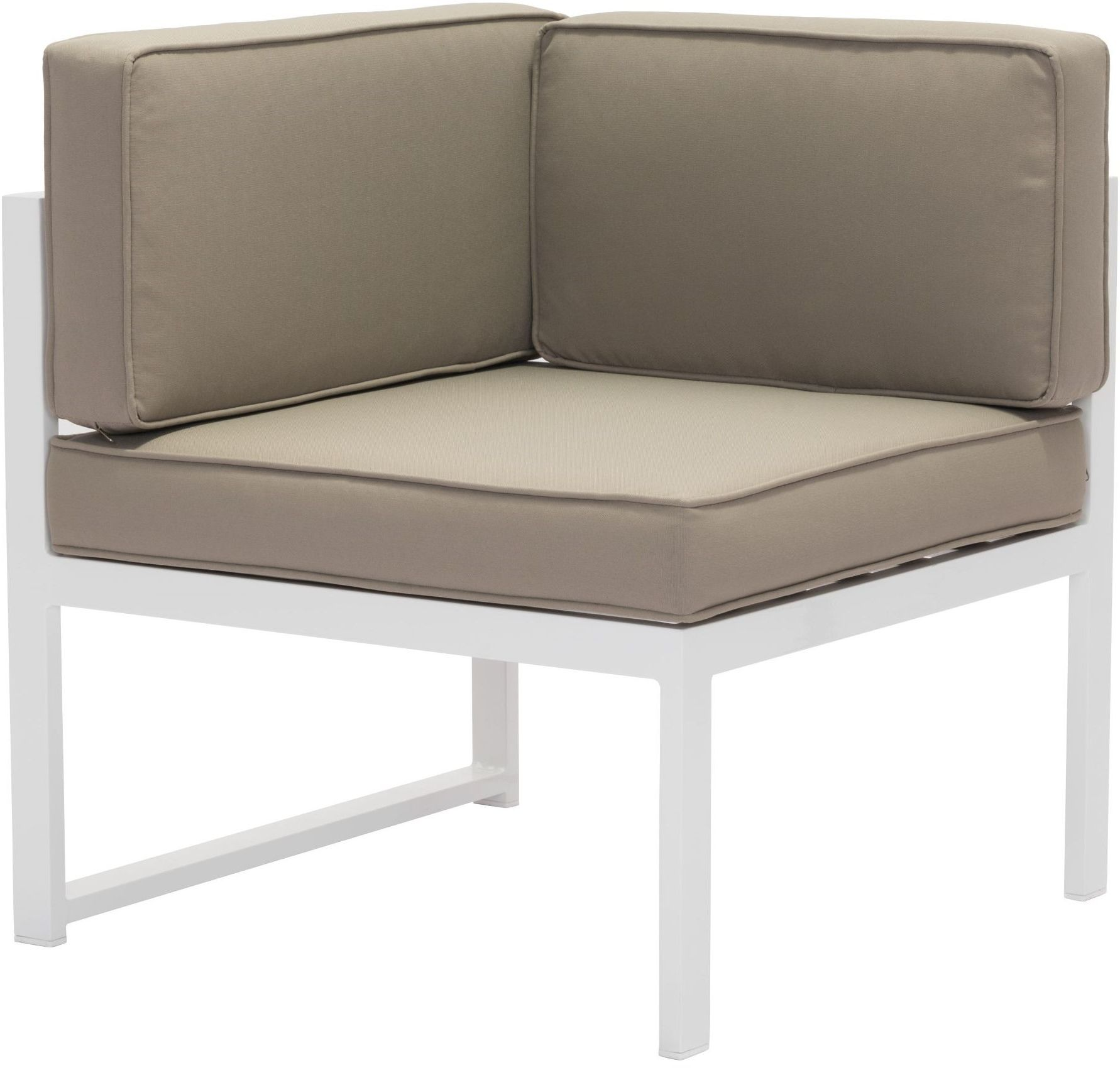 taupe dining chairs canada chair under cover zuo vive outdoor golden beach corner white and