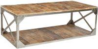 CDI Furniture Modern Industrial Coffee Table - CDI ...
