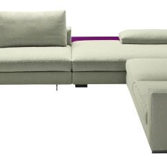 Zanotta Sofa Bed White Leather Ideas Il Decor Boston Scott Sectional