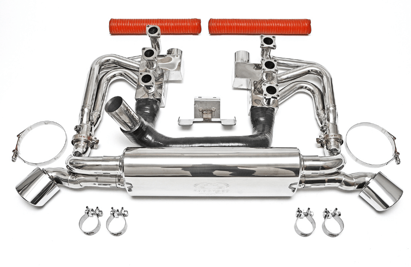 1984-1989 Porsche 911 Carrera 3.2L RSR Header Kit With