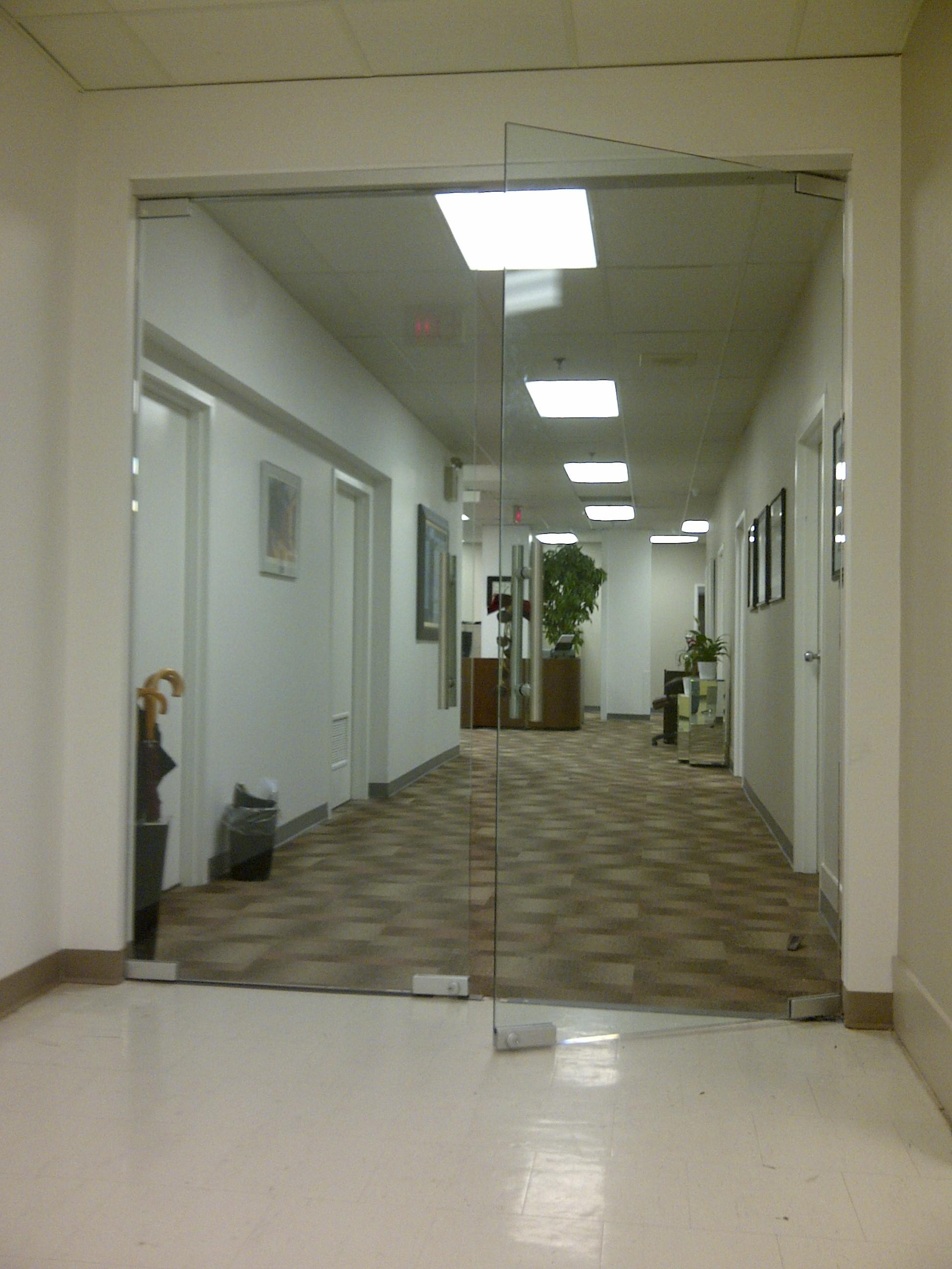 All Glass Entrances Gallery  Modern Glass Designs