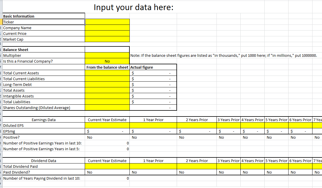 Enhanced Spreadsheet 4