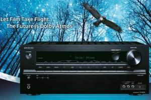 Onkyo-TX-NR545 neuer AV-Receiver aus der Zusammenarbeit zw. Onkyo und Pioneer