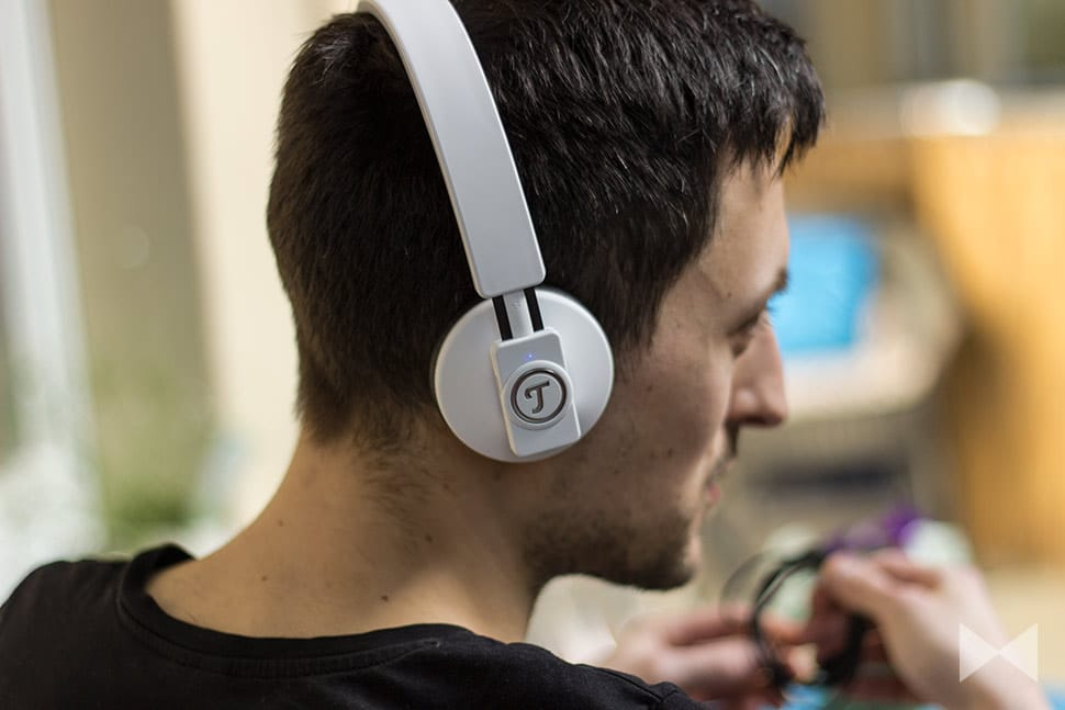 Teufel Airy Bluetooth-Kopfhörer