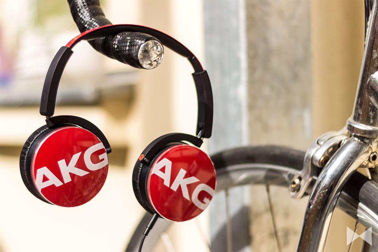 Akg Y50 Test Geschlossener On Ear Kopfhrer In Der Praxis Headphone Y50bt