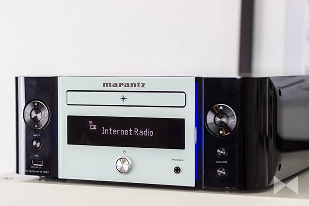Marantz-M-CR611 Internetradio