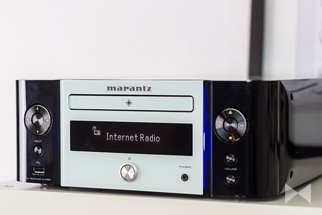 Marantz-M-CR611 Internetradio