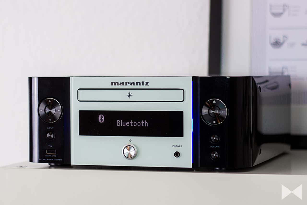 Marantz-M-CR611 Test Melody Media Stereo-Receiver