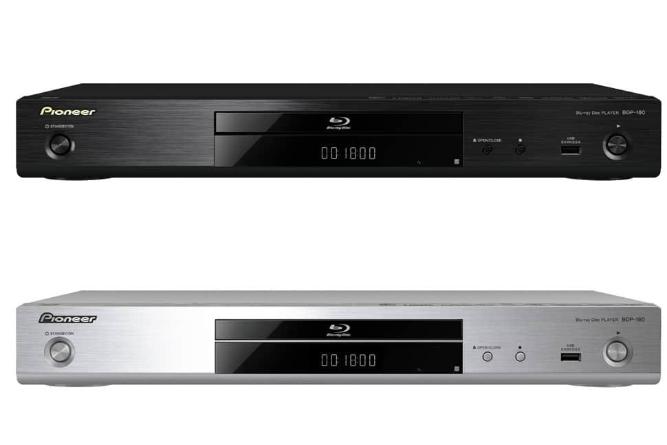 Pioneer Bdp 180 Neuer Blu Ray Player Für 4k Und Uhd Modernhifi