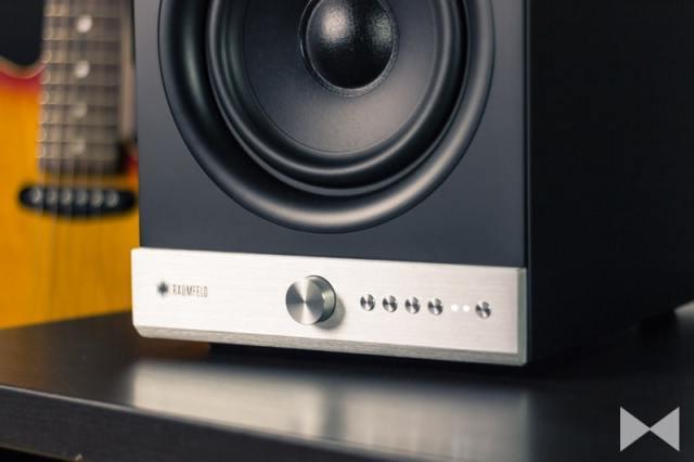 Raumfeld-Stereo-M-Test Multiroom-Lautsprecher mit Streaming-Funktion