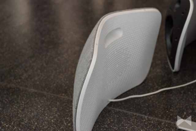 Bang-&-Olufsen-Beoplay-A6 gebogener Wireless-Lautsprecher mit Bluetooth-Streaming-Funktion