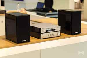 Yamaha-MCR-870 Stereoanlage mit Multiroom-System Yamaha MusicCast