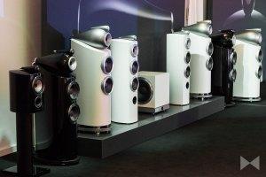 B&W-800-D3 Lautsprecher