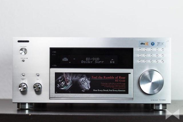 Onkyo-TX-RZ800 Test 7-Kanal-AVR