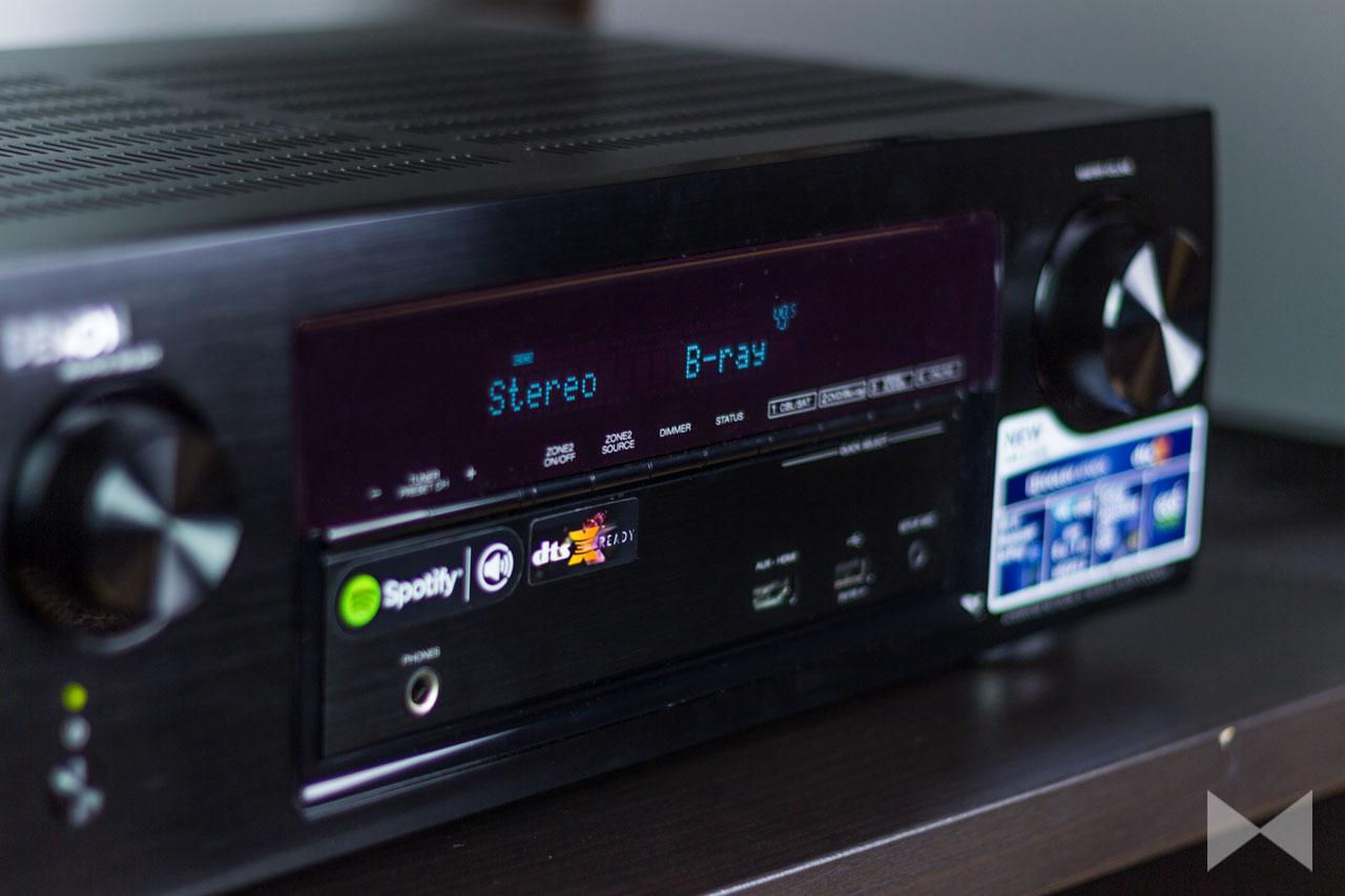 Denon-AVR-X1200W Test 7.2 AV-Receiver mit Dolby Atmos und DTS:X