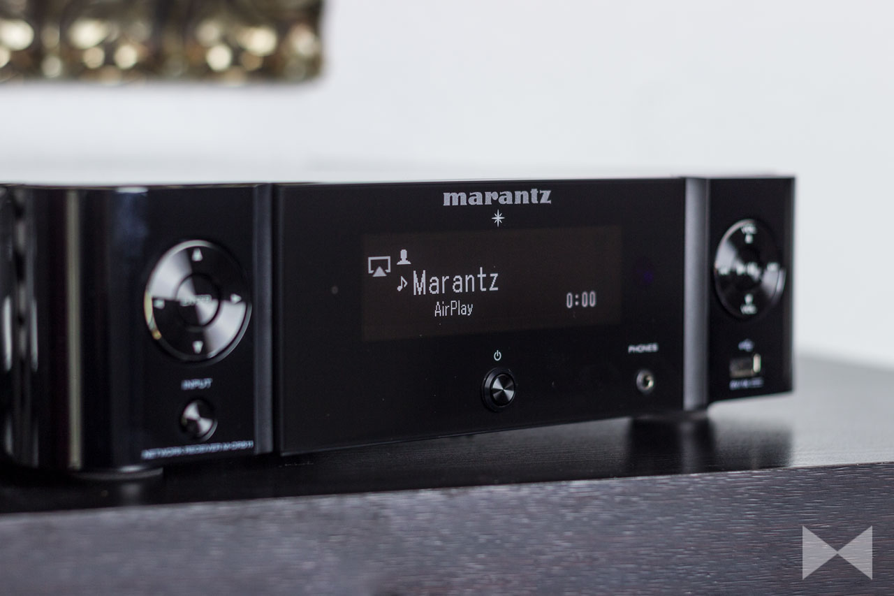 Marantz-M-CR511 Test Streaming-Verstärker