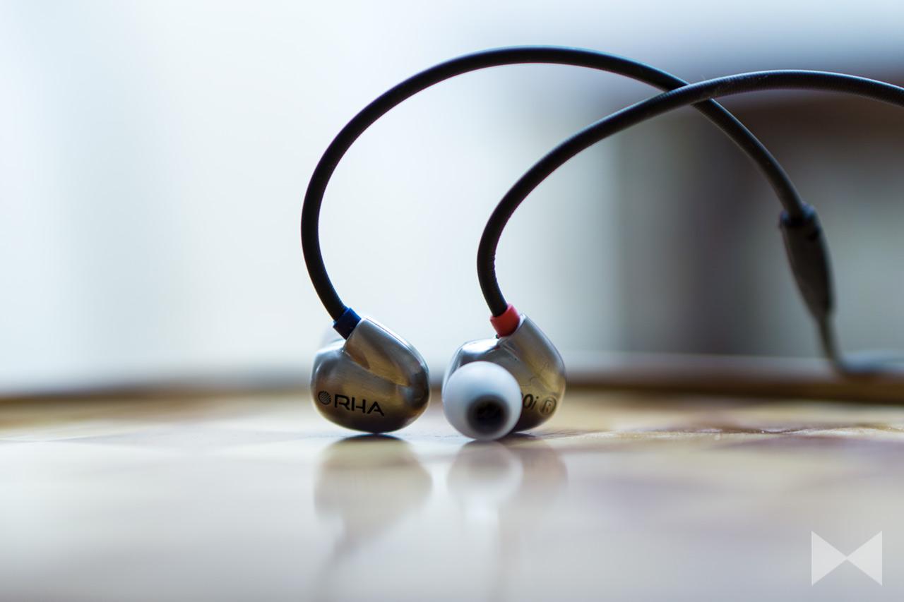 RHA-T20i Test des In-Ear-Kopfhörers mit wechselbaren Klang-Filtern