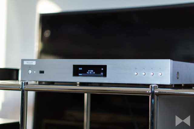 Melco N1A Audioplayer und Server