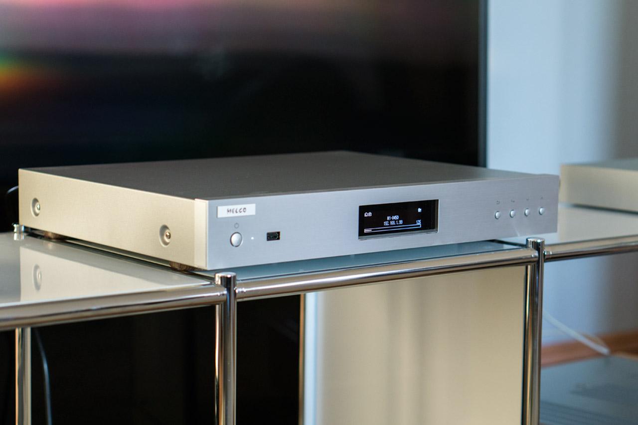 Melco-N1A-Test audiophile NAS Netzwerkfestplatte